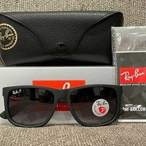 🌟RayBan RB4165 Justin Unisex Sunglasses